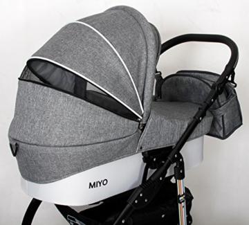 my junior miyo kinderwagen test