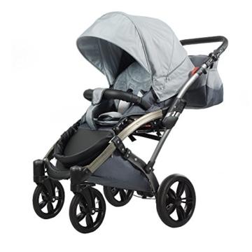 Knorr Baby Kombi Kinderwagen Test