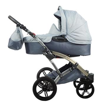 Knorr Baby Kombikinderwagen Test